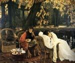 A Convalescent by  James Tissot (Painting ID: CL-4287-KA)