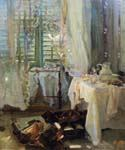 A Hotel Room by  John Singer Sargent (Painting ID: SL-1035-KA)