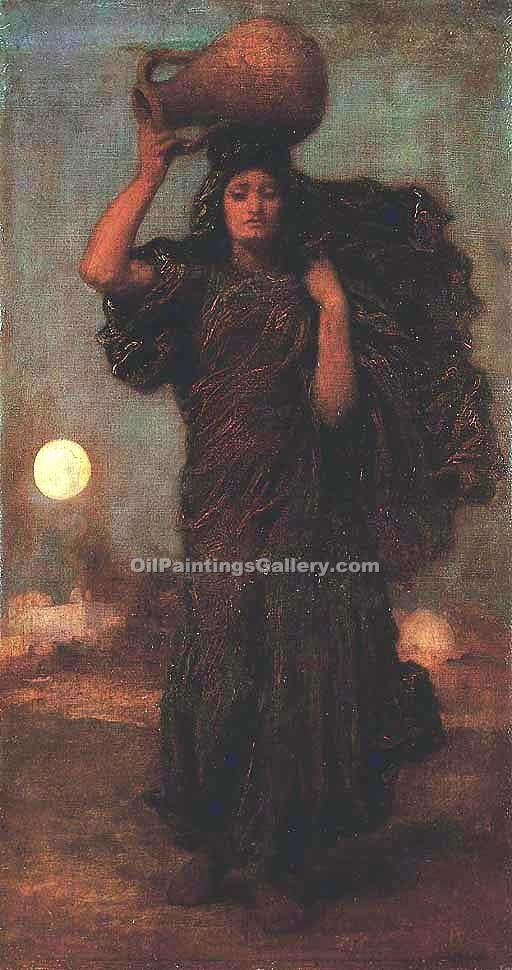 """A Nile Woman"" by   Leighton Frederic"