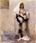 Sargent Oil Paintings