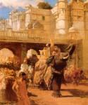 A Royal Procession by  Edwin Lord Weeks (Painting ID: GE-1270-KA)