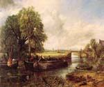 A View on the Stour near Dedham by  John Constable (Painting ID: LA-2936-KA)