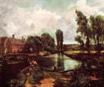 A Water Mill by  John Constable (Painting ID: LA-2918-KA)