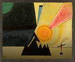 1926 Development by  Wassily Kandinsky (Painting ID: AA-0131-KA)