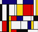 Lessons by  Piet Mondrian (Painting ID: AA-0317-KA)