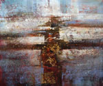 Abstract 1025 recommended for Gallery Wrap  (Painting ID: AB-1125-KA)