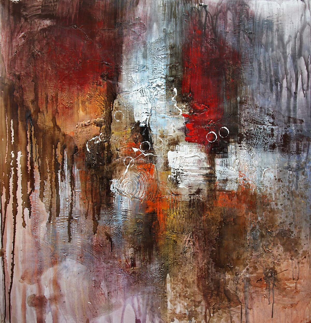 """Abstract 1035 recommended for Gallery Wrap"""