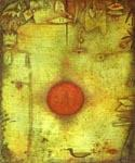 Ad Marginem by  Paul Klee (Painting ID: AK-0456-KA)