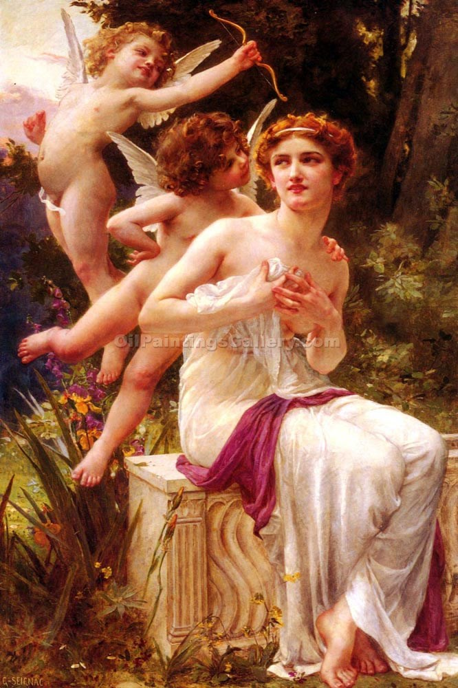 """Advances of Love"" by  Guillaume Seignac"