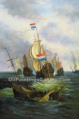 """After The Battle of Trafalgar 68"""
