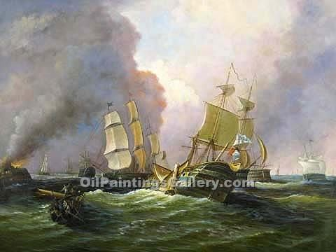 """After The Battle of Trafalgar 78"""