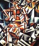 Air Man Space by  Lyubov Popova (Painting ID: AB-8476-KA)
