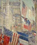 Allies Day by  Frederick Childe Hassam (Painting ID: CK-6001-KA)