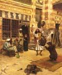 An Afternoon Show by  Rudolf Ernst (Painting ID: ER-0145-KA)