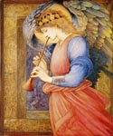 Angel by  Edward Burne Jones (Painting ID: CL-7018-KA)