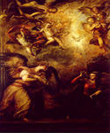 Annunciation 20 by   Titian (Painting ID: DA-0020-KA)