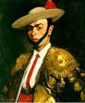 Antonio Banos by  Robert Henri (Painting ID: CM-0614-KA)