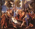 Apollo and the Muses by  Nicolas Poussin (Painting ID: CM-1458-KA)