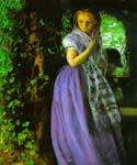 April Love by  Arthur Hughes (Painting ID: CL-2068-KA)