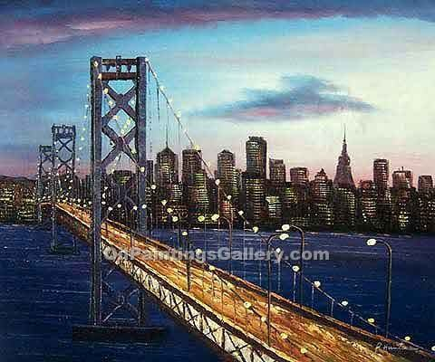 """Bay Bridge"""