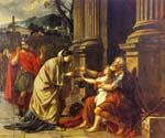 Belisarius by  Jacques Louis David (Painting ID: CL-4171-KA)