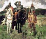 Vasnetsov Oil Paintings