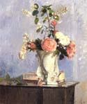 Bouquet of Flowers 80 by  Camille Pissarro (Painting ID: SL-0080-KA)