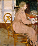 Breakfast 59 by  Edouard Vuillard (Painting ID: ED-1259-KA)