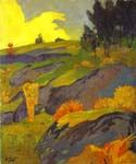 Breton Eve by  Paul Serusier (Painting ID: EI-0516-KA)