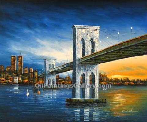 """Brooklyn Bridge 08"""