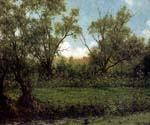 Brookside by  Martin Johnson Heade (Painting ID: LA-5382-KA)
