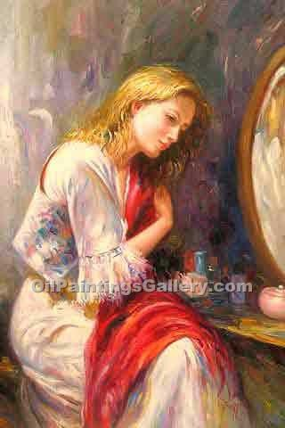 Buy Figure and Portrait Oil Painting Online - Figurative Reproduction Paintings