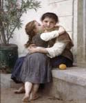Calinerie by  Adolphe Bouguereau (Painting ID: CL-3417-KA)
