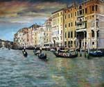 Grand Canal 84  (Painting ID: CI-1484-KA)