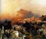 Capri 14 by  Franz Richard Unterberger (Painting ID: LA-1214-KA)