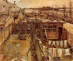 Carpenters workshop by  Vincent Van Gogh (Painting ID: VG-0190-KA)