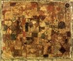 Carpet of Memory by  Paul Klee (Painting ID: AK-0450-KA)