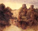 Castle in an Autumn Landscape  (Painting ID: CI-2045-KA)