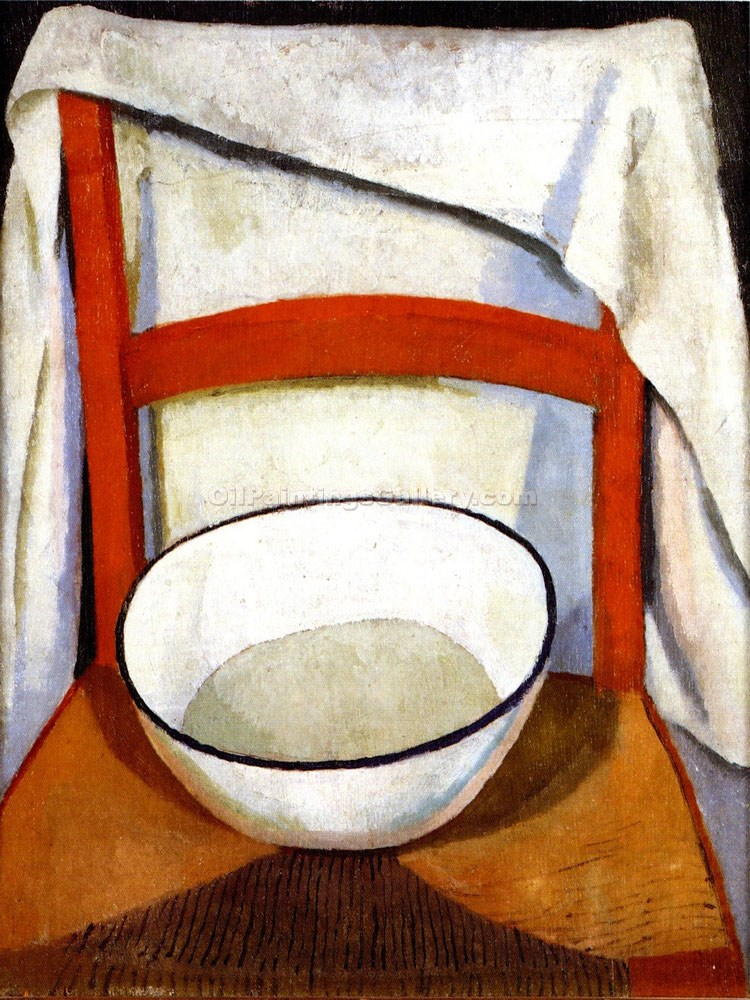 """Chair and Bowl and Towel"" by  Roger Eliot Fry"