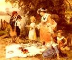 Charity 66 by  Frederick Morgan (Painting ID: CL-4066-KA)