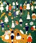 Children by  Kasimir Malevich (Painting ID: EI-0230-KA)