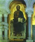Christ 42 by  Mikhail Aleksandrovich Vrubel (Painting ID: CL-2842-KA)