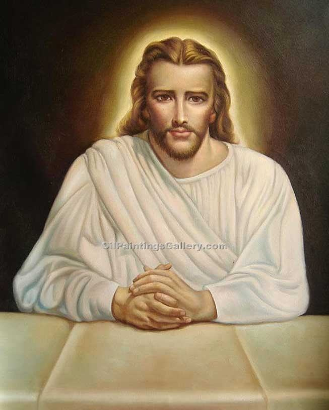 Buy Christ, Religion or Angel Oil Painting Online