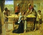 Christ Carpenter by  John Everett Millais (Painting ID: CM-0706-KA)