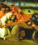 Christ Carrying the Cross by  Hieronymus Bosch (Painting ID: DA-7201-KA)