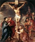 Christ on the Cross 50 by  Peter Paul Rubens (Painting ID: CM-1550-KA)