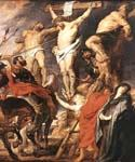 Christ on the Cross between the Two Thieves by  Peter Paul Rubens (Painting ID: CM-1553-KA)