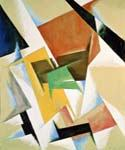 Composition 50 by  Lyubov Popova (Painting ID: AB-8450-KA)