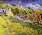 Cottages by  Vincent Van Gogh (Painting ID: VG-0254-KA)
