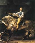 Count Potocki by  Jacques Louis David (Painting ID: CL-2832-KA)
